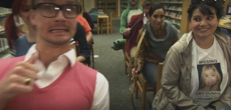 Library-Themed Parody of Uptown Funk Song Goes Viral | Daring Ed Tech | Scoop.it