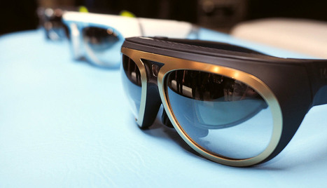 Mini's weird-looking AR goggles are actually useful | IoT to the Cloud & Big Data | Scoop.it