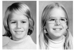 Sheila Lyon (12) and Katherine Lyon (10) disappeared from a Wheaton (Maryland) shopping center in 1975 | Missing Children | Scoop.it