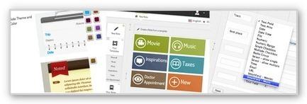 Evernoteのノートテンプレートを作成し定形フォームから投稿できる ... | Evernote news | Scoop.it