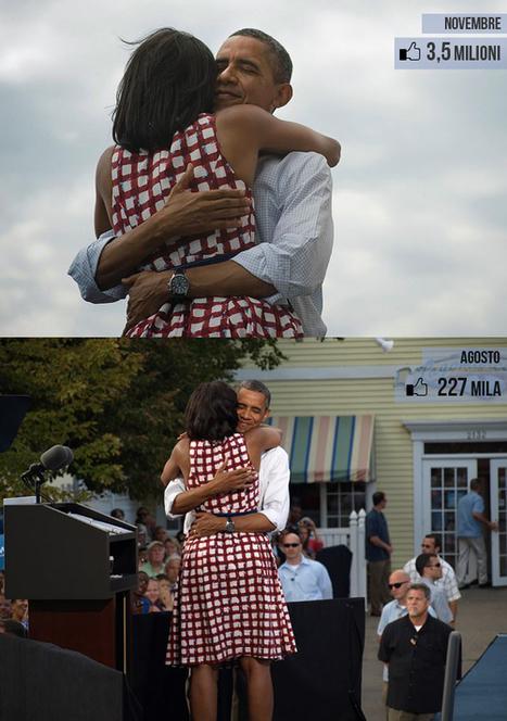 Obama e la foto più virale di sempre: un falso storico - Leggiamo i commenti ;) | Social media culture | Scoop.it