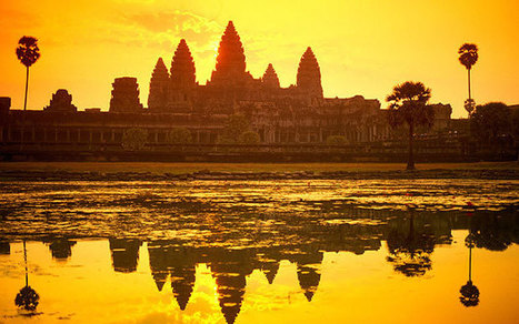 Cambodian authorities offer new guide to sunsets at Angkor Wat in bid to ... - Telegraph.co.uk | VISITING VIETNAM & CAMBODIA | Scoop.it