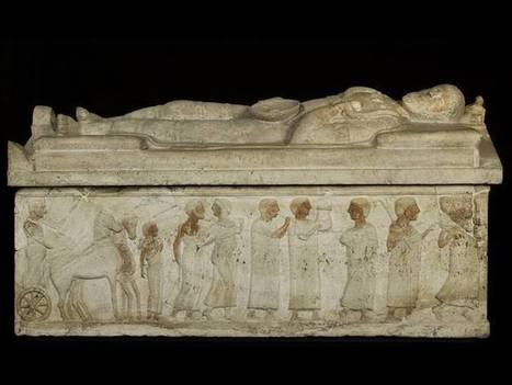 Roma recuerda las enigmáticas raíces del arte etrusco - RTVE.es   Mundo Clásico   Scoop.it