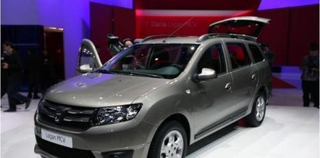 900 euros: c'est ce que rapporte à la France la vente de chaque Dacia Logan | Le commerce et marketing dans le monde de l'automobile | Scoop.it