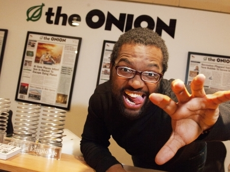 The Onion's Digital Guru Explains How To Use Tech (And Why Chaos Is Great) | Lifehacker Australia | HASTAC | Scoop.it