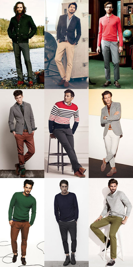 Men's Fashion Basics | Cultural Trendz | Scoop.it