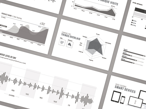 Freebie: Vector Kit 4 Infographics | data visualization | Scoop.it