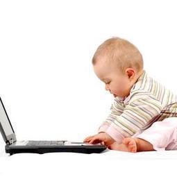 El aprendizaje de las tecnologías comienza con el biberón   comunicación e incidencia   Scoop.it