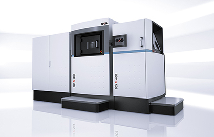 EOS M 400 for Additive Manufacturing for the Industrial Production of High-Quality Large Metal Parts. – EOS | Additive Manufacturing News | Scoop.it