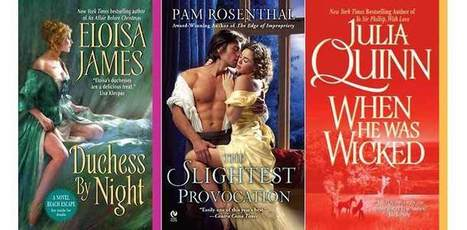 Sexiest Regency Romances: Bodice-Rippers That Go All the Way | Amazing Book Features | Scoop.it