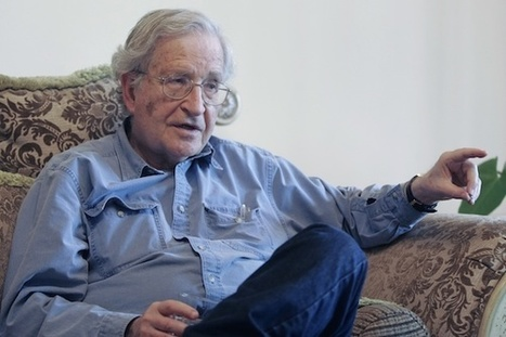 Noam Chomsky on Jeremy Corbyn, Bernie Sanders, Syriza and the Power of Activism - Truthdig   Opening Passages   Scoop.it