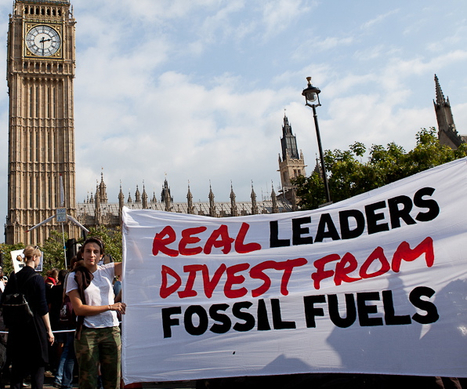 Financial Engineering : Fossil Fuel Divestment spreads across Atlantic | Oven Fresh | Scoop.it