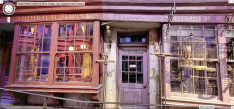 Diagon Alley in Google StreetView | Geography Education | Scoop.it