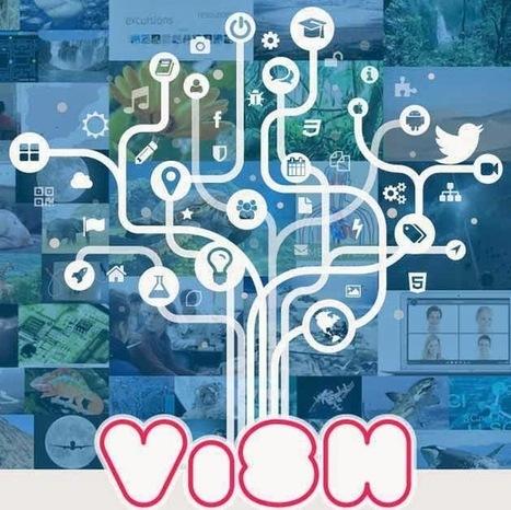 VISH: Red Social para crear y compartir recursos educativos. | desdeelpasillo | Scoop.it