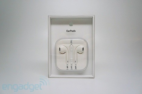 Apple EarPods review: A $29 revolution in earbuds or another set for the recycling bin? | Apple Product Reviews | Scoop.it