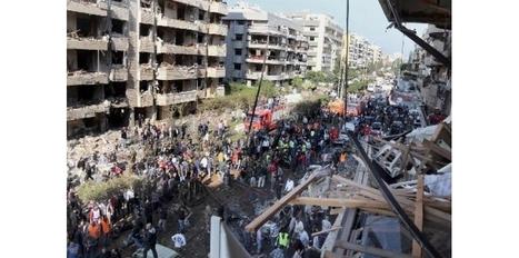 Liban: 23 morts dans un double attentat contre l'ambassade d'Iran à ... - Le Nouvel Observateur   La revue de presse des élèves de 2nde-Semaine B   Scoop.it