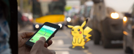 3 Ways to Safely Play Pokemon GO | Digital Delights - Avatars, Virtual Worlds, Gamification | Scoop.it