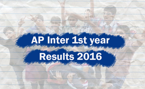 AP Inter Result 2016 1st/ 2nd Year Exam Declared @bieap.gov.in - Geek-Week   Android apps to track stolen phones   Scoop.it