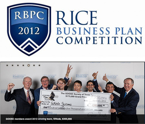 The Rice Business Plan Competition 2014 | Business Plan Competitions | Scoop.it