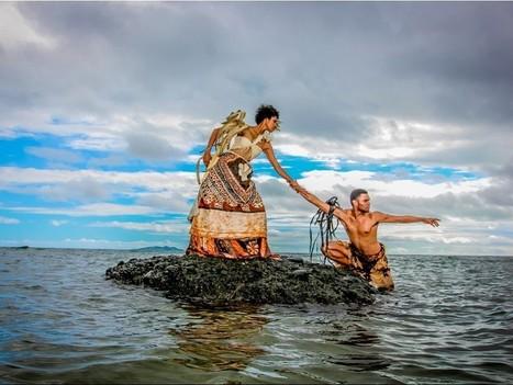 Les guerriers climatiques du Pacifique se battent avec style | Rue89 | Kiosque du monde : Océanie | Scoop.it