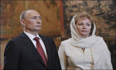 Putin divorce announcement takes Russia by surprise | Parental Responsibility | Scoop.it
