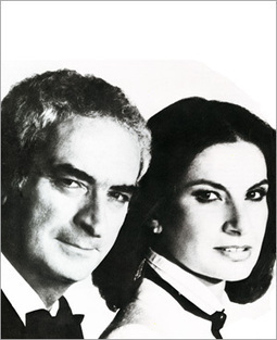 Massimo and Lella Vignelli | Avant-garde Art & Design | Scoop.it