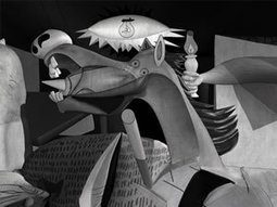 A 3D exploration of Picasso's Guernica by Lena Gieseke | Art of War | Scoop.it