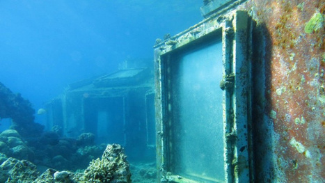 This abandoned underwater strip club is pristine on the inside | Strange days indeed... | Scoop.it