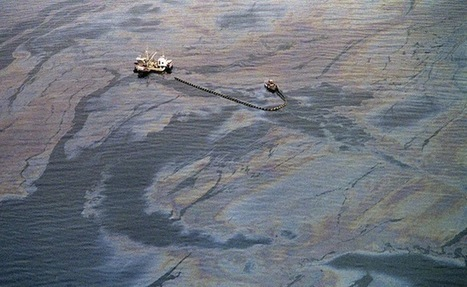 5 dangers of oil drilling in the Arctic Ocean | All about water, the oceans, environmental issues | Scoop.it