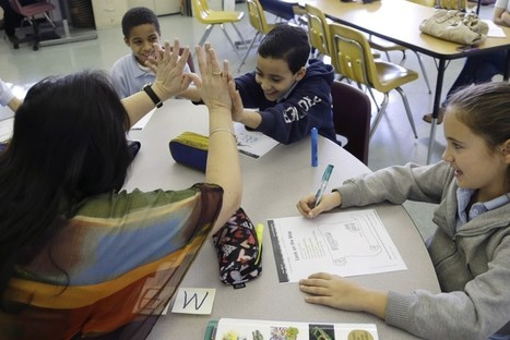 Why Teaching in Two Languages Makes Sense | ¡CHISPA!  Dual Language Education | Scoop.it