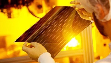 Heliatek claims new conversion efficiency record for organic PV cells | CLOVER ENTERPRISES ''THE ENTERTAINMENT OF CHOICE'' | Scoop.it