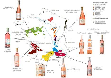 Vin: pourquoi les Français (et pas seulement) raffolent du rosé | Winemak-in | Scoop.it