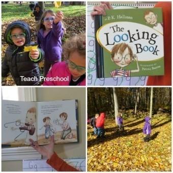Going on a looking walk | Teach Preschool | Scoop.it