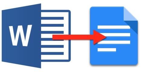 New Google Drive: Always Convert Office Documents | didactica de las TIC | Scoop.it