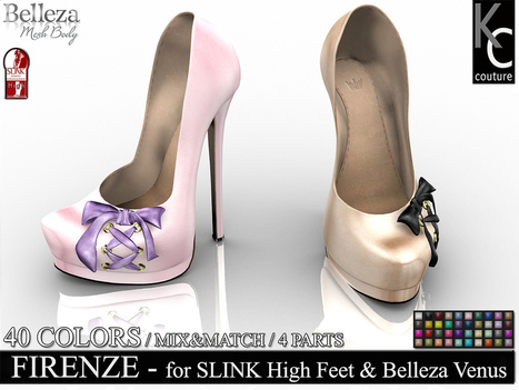 FIRENZE, 40 COLORS FATPACK | fashion clothes | Scoop.it