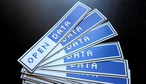Los 5 principios de la Carta de Datos Abiertos del G8 | datos.gob.es | Pedalogica: educación y TIC | Scoop.it
