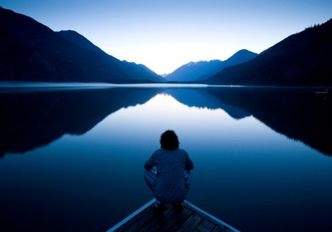 The Practice of Stillness | Meditative Prayer | Scoop.it