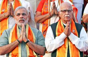 Advani Praised Modi in Public Meet ? | politics | Scoop.it