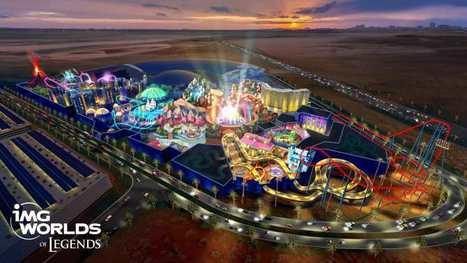 Dubai's IMG plans another record indoor theme park   Actualités parcs de loisirs   Scoop.it