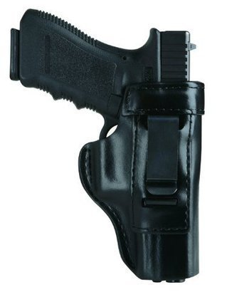 Gould & Goodrich B890-232LH Concealment Inside Trouser Holster - Left Hand (Black) Fits SIG P230, P232, P238; WALTHER PPK, PPK/E, PPK/S   Best Binoculars & Rifle Scopes Reviews   Scoop.it