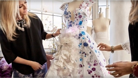 (Video) The Cognitive Dress: La haute couture selon Watson | Vous avez dit Innovation ? | Scoop.it