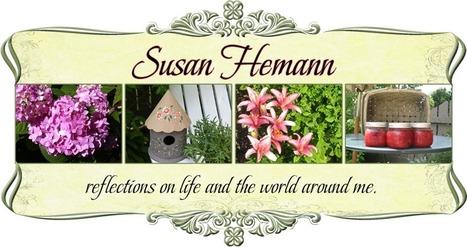 Susan Hemann: Quiet Reflection Sunday | Grown Green Gardens | Scoop.it