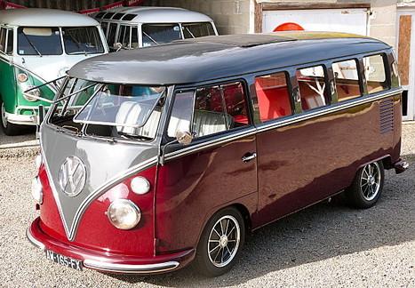 A vendre Combi Split 1965 | VW Cox Aircooled | Scoop.it