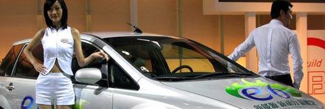 Pékin mise gros sur la voiture électrique en Chine   Economie Responsable et Consommation Collaborative   Scoop.it