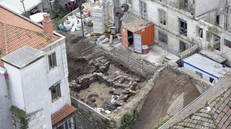 Vigo: Hallan tumbas romanas en el pazo de los marqueses de Valladares | LVDVS CHIRONIS 3.0 | Scoop.it