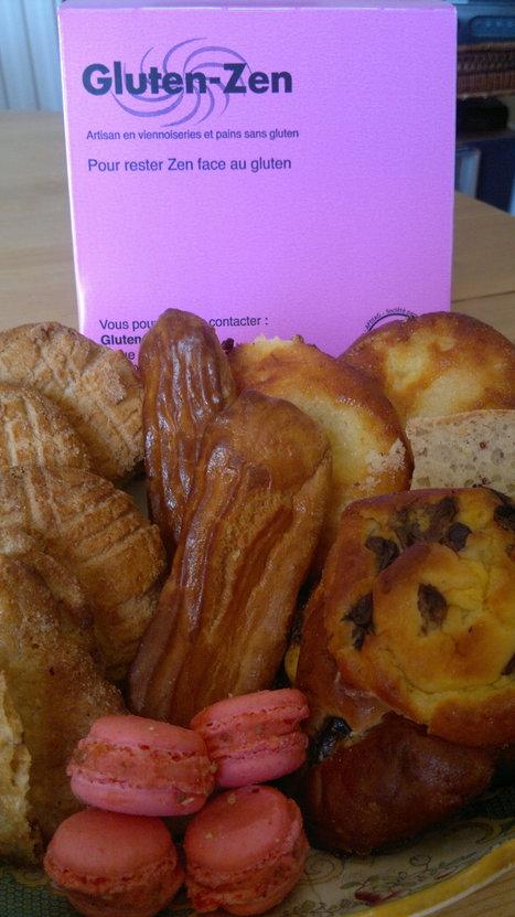 Gluten Zen – Première boulangerie artisanale sans gluten et en ligne! | Gluten Free | Scoop.it