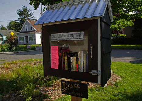 The 6 types of Little Free Library patrons | Librarysoul | Scoop.it