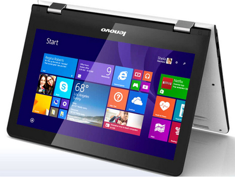 Lenovo Stretched Yoga Series with Yoga 300 and 500 | Android mobiles | Scoop.it
