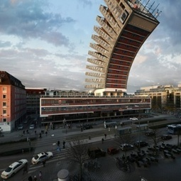 The incredible folding, exploding hotel –in pictures | The brain and illusions | Scoop.it
