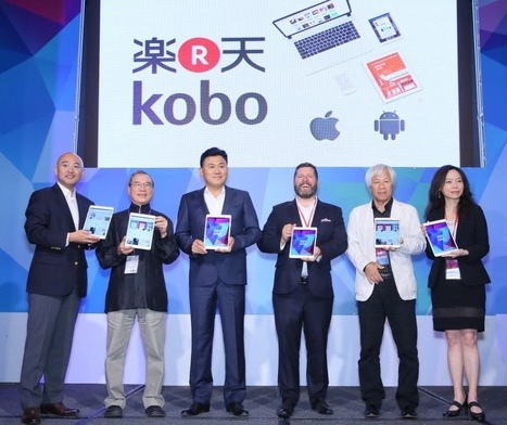 Kobo Expands Into Taiwan | The Digital Reader | Ebook and Publishing | Scoop.it